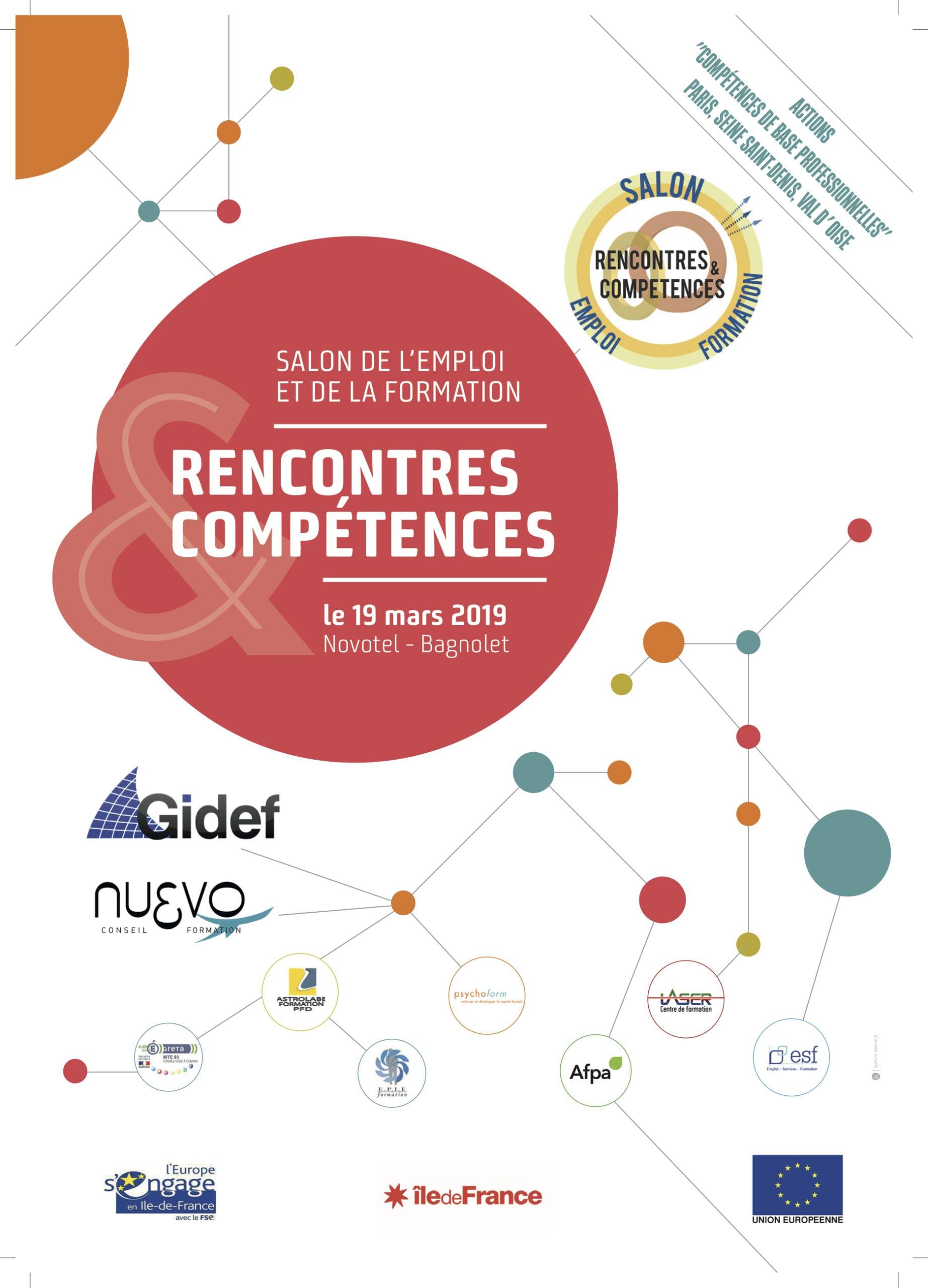 Salon Rencontres Et Compétences Gidef